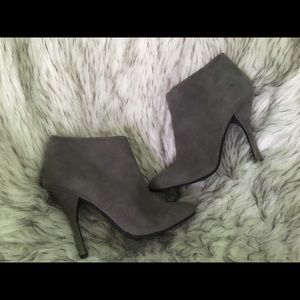 ALDO high heel ankle boots